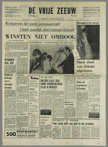 de Vrije Zeeuw 1972-11-18