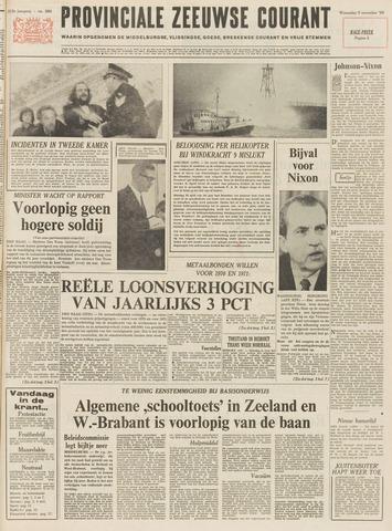 Provinciale Zeeuwse Courant 1969-11-05