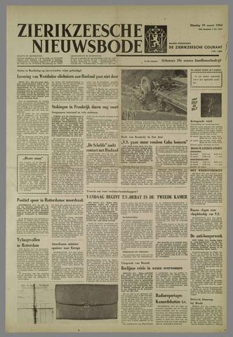 Zierikzeesche Nieuwsbode 1963-03-19