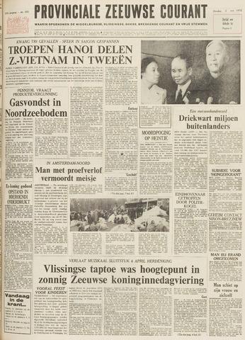 Provinciale Zeeuwse Courant 1972-05-02