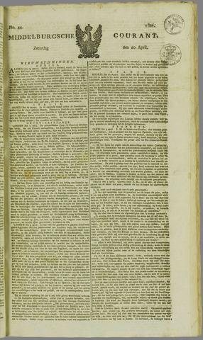 Middelburgsche Courant 1824-04-10