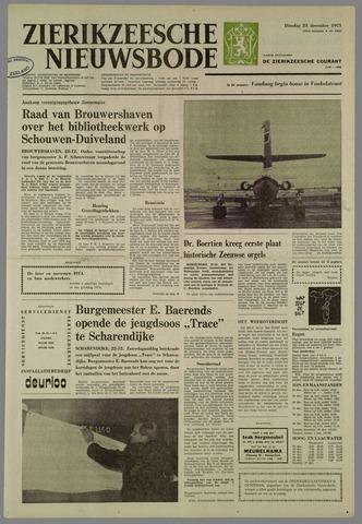 Zierikzeesche Nieuwsbode 1975-12-23