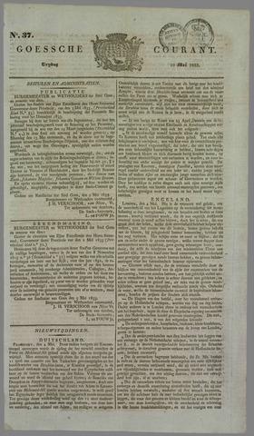 Goessche Courant 1833-05-10