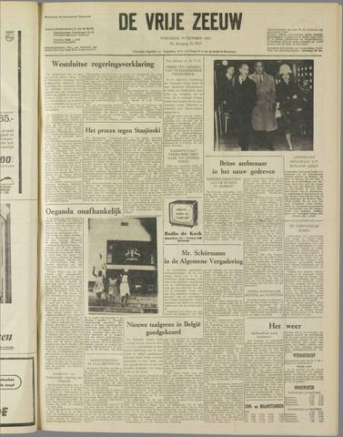 de Vrije Zeeuw 1962-10-10