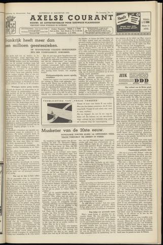 Axelsche Courant 1956-08-25