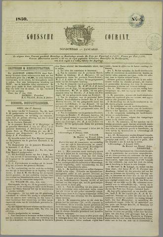 Goessche Courant 1850-01-17