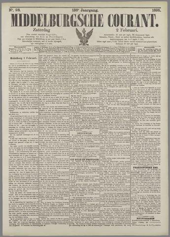 Middelburgsche Courant 1895-02-02