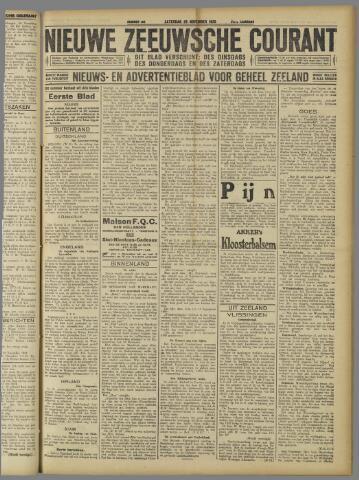 Nieuwe Zeeuwsche Courant 1925-11-28