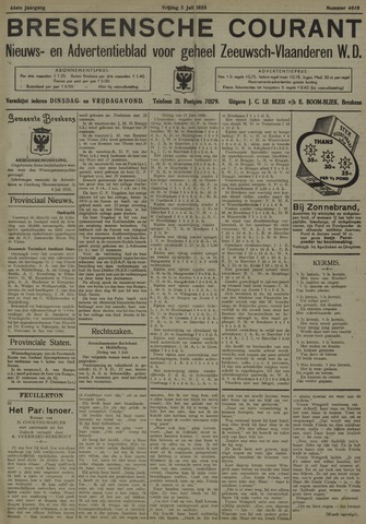 Breskensche Courant 1935-07-02