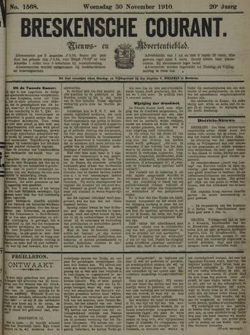 Breskensche Courant 1910-11-30