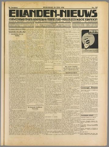 Eilanden-nieuws. Christelijk streekblad op gereformeerde grondslag 1936-06-24
