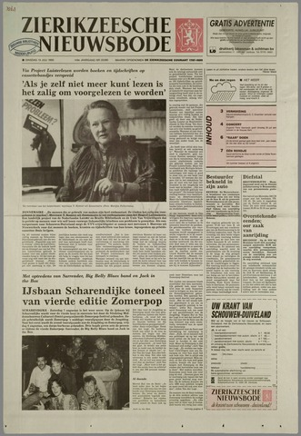 Zierikzeesche Nieuwsbode 1993-07-13
