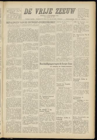 de Vrije Zeeuw 1946-11-19