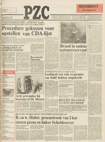 Provinciale Zeeuwse Courant 1976-04-23