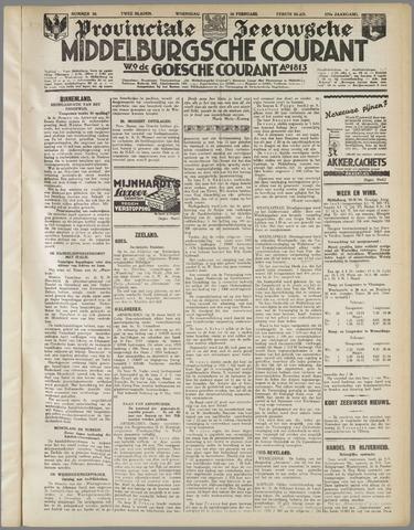 Middelburgsche Courant 1934-02-28