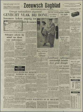 Zeeuwsch Dagblad 1959-06-25