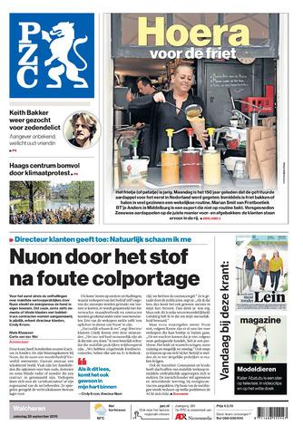 Provinciale Zeeuwse Courant 2019-09-28