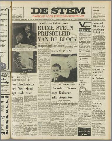 de Stem 1969-02-27