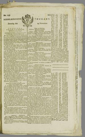 Middelburgsche Courant 1810-11-24