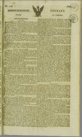 Middelburgsche Courant 1825-09-03