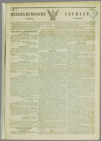 Middelburgsche Courant 1847
