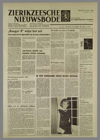 Zierikzeesche Nieuwsbode 1965-02-22
