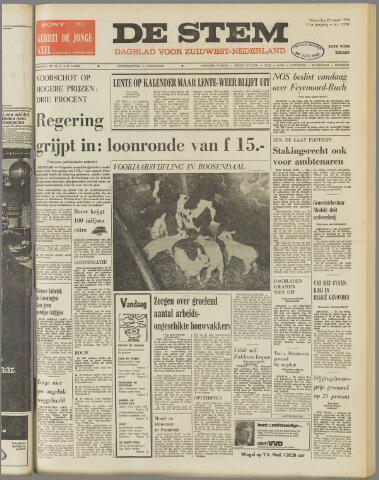 de Stem 1974-03-20