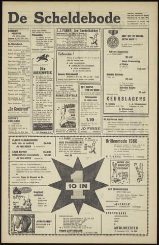Scheldebode 1960-03-24