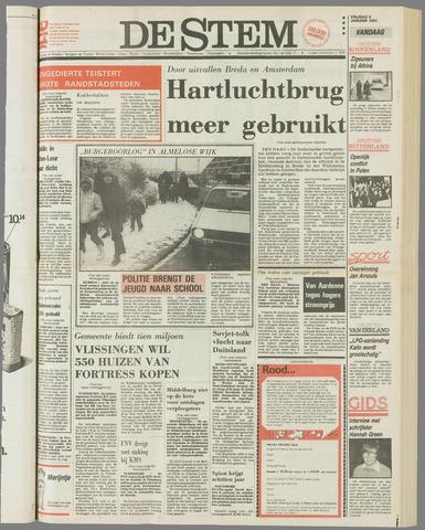de Stem 1981-01-09