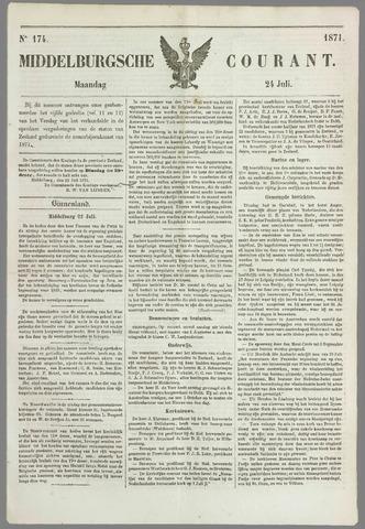 Middelburgsche Courant 1871-07-24