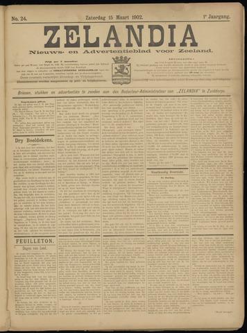 Zelandia. Nieuws-en advertentieblad voor Zeeland | edities: Het Land van Hulst en De Vier Ambachten 1902-03-15