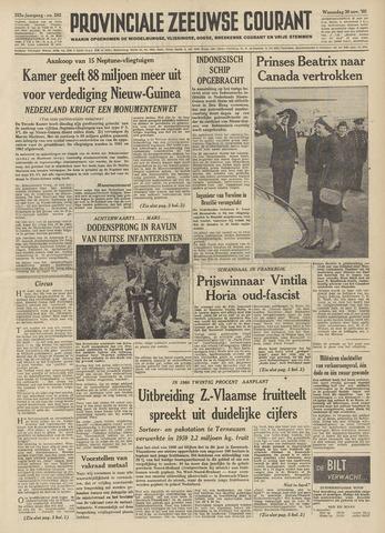 Provinciale Zeeuwse Courant 1960-11-30