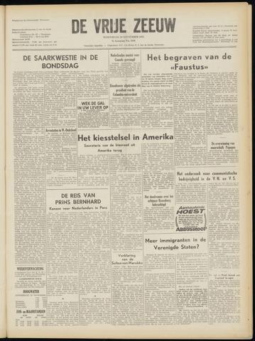 de Vrije Zeeuw 1952-11-19