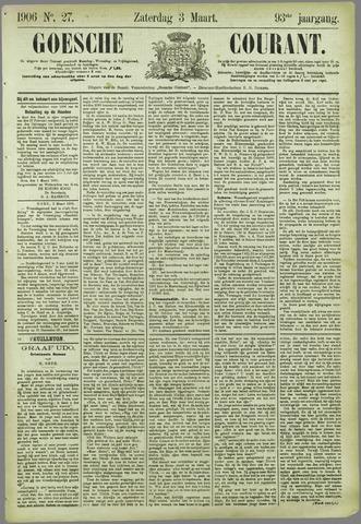 Goessche Courant 1906-03-03