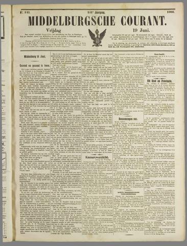 Middelburgsche Courant 1908-06-19