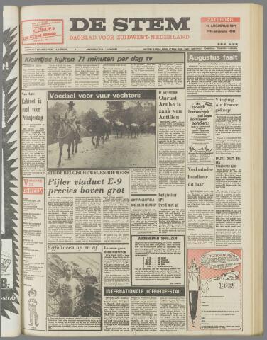 de Stem 1977-08-13