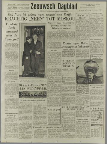 Zeeuwsch Dagblad 1958-12-17