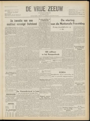 de Vrije Zeeuw 1953-04-16