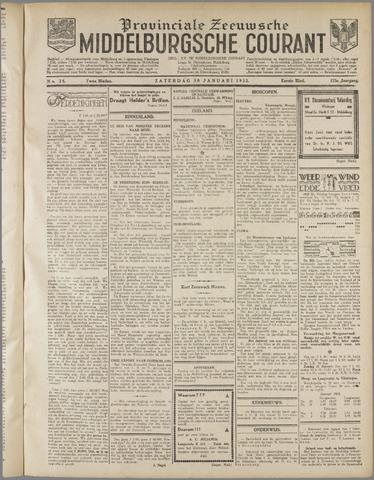 Middelburgsche Courant 1932-01-30
