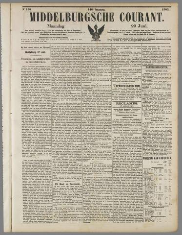 Middelburgsche Courant 1903-06-29