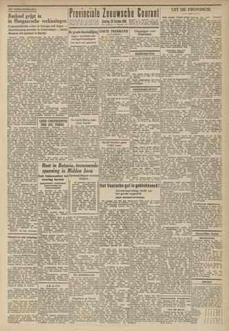 Provinciale Zeeuwse Courant 1945-10-20