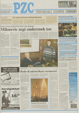 Provinciale Zeeuwse Courant 1996-12-18