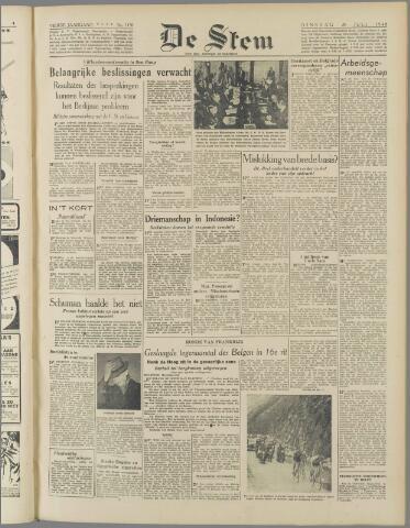 de Stem 1948-07-20