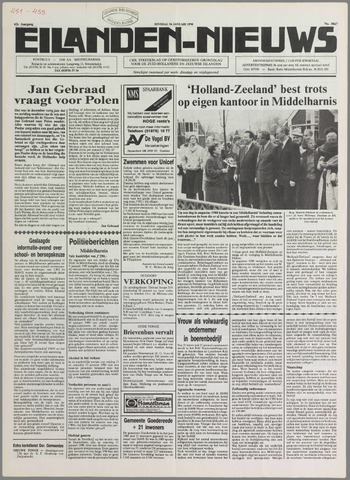 Eilanden-nieuws. Christelijk streekblad op gereformeerde grondslag 1990-01-16