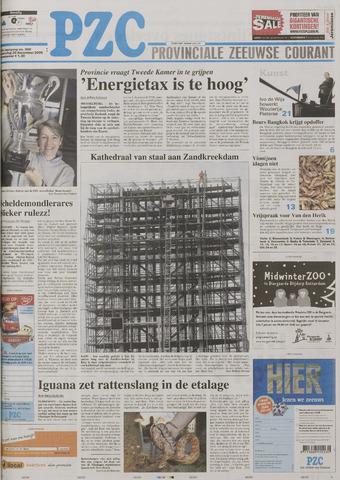 Provinciale Zeeuwse Courant 2006-12-20