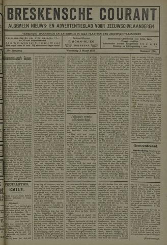 Breskensche Courant 1920-03-03