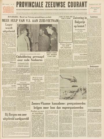 Provinciale Zeeuwse Courant 1965-04-22