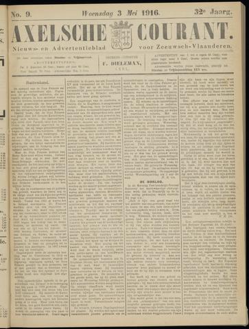 Axelsche Courant 1916-05-03