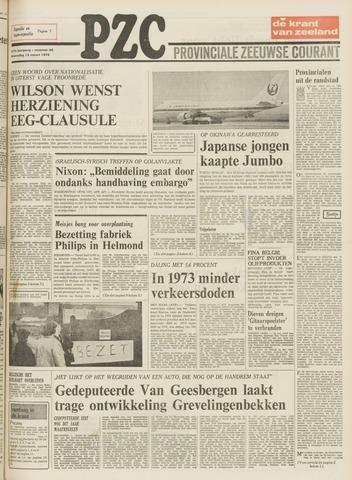 Provinciale Zeeuwse Courant 1974-03-13