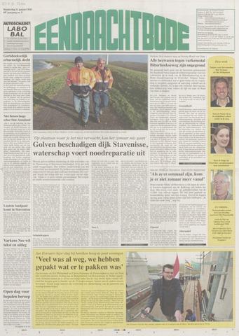 Eendrachtbode (1945-heden)/Mededeelingenblad voor het eiland Tholen (1944/45) 2012-01-12